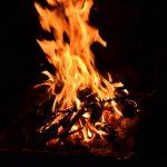「焚き火カフェ」のビジネスモデル。